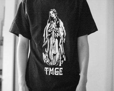 アーティストのTシャツ2