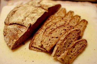 胚芽パンや全粒粉パン