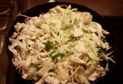 【サバ缶料理】レシピ2