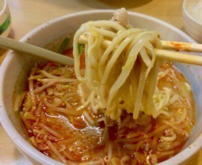 「麺」の美味しさ