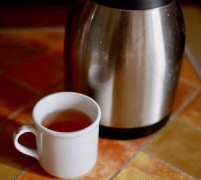 薬草茶の画像