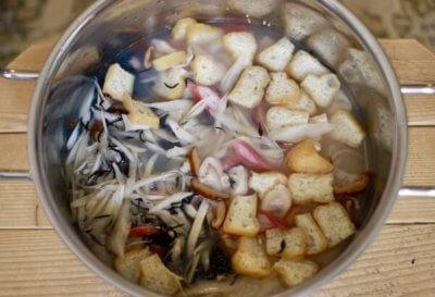 酢飯の準備
