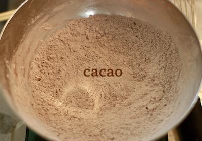納豆菌クッキーのレシピ手順1-2