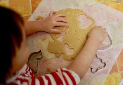納豆菌クッキーのレシピ手順4-2
