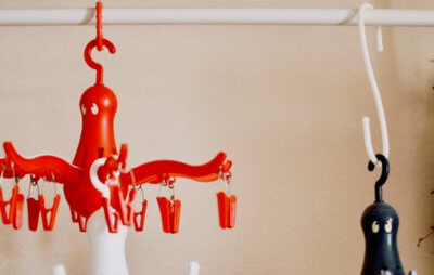 IKEAのタコ足ピンチとS時フック