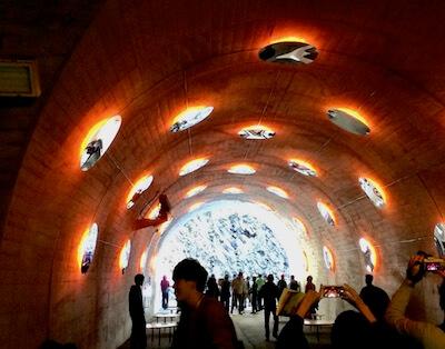 マ・ヤンソン/MADアーキテクツによる「Tunnel of Light」