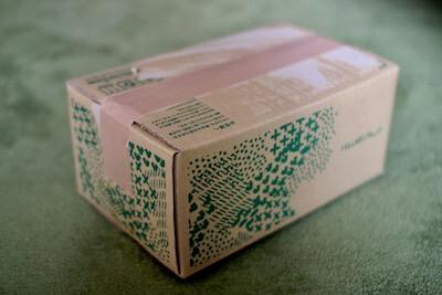 箱に入ったパラダイス酵母