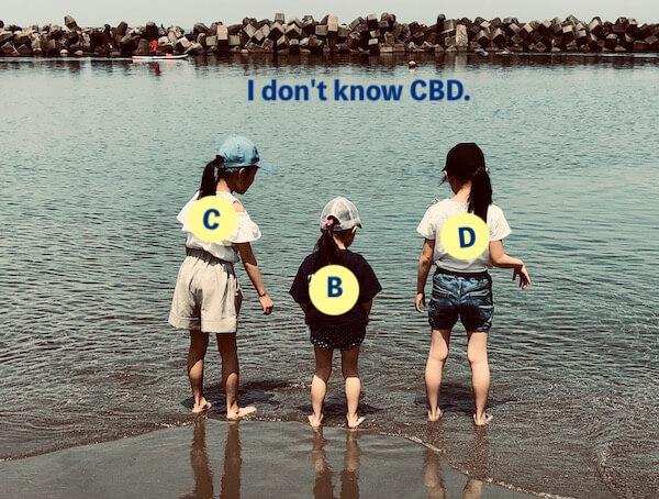 CBDを知らない